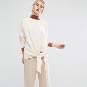 ASOS Cream Sweater